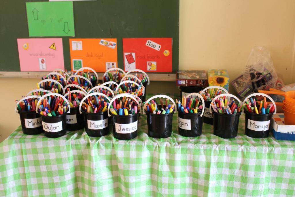 Laerskool Bakenkop - ONS GR R KLASKAMERS